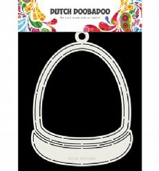 Dutch Doobadoo Card Art 3733 Snowdome