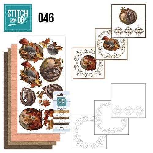 Stitch and Do set STDO046 Autumn