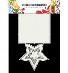 Dutch Doobadoo Card Art 3697 Star