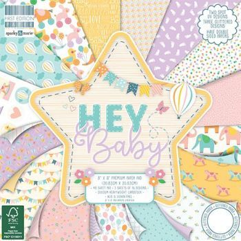 First Edition Paperpad 171 Hey Baby