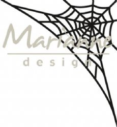 Marianne Design mallen CR1422 Spiderweb