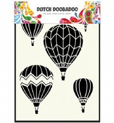Dutch Doobadoo Mask Art 5106 Multi Airballoons