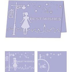 Craftwell Embosfolder A4 10241 Whimsical Wishes