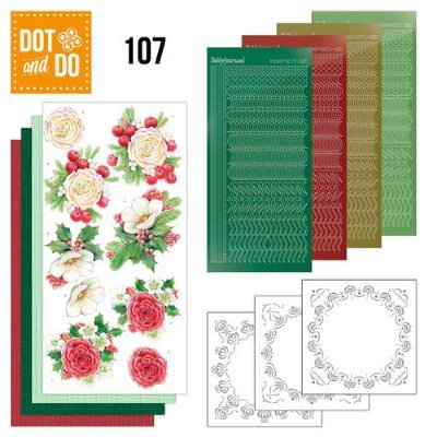 DOT and DO 107 Hobbydots Christmas