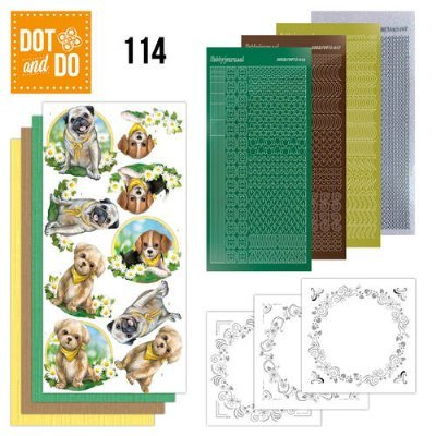 DOT and DO 114 Hobbydots Dogs Honden