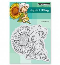 Penny Black stempels 40-526 Sunflower Baby