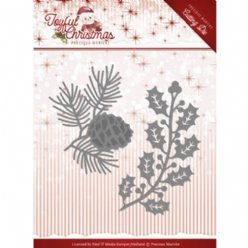 Marieke JC mallen PM10106 Christmas Foliage