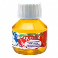 Collall Aquatint COLAQ05030 50 ml Geel