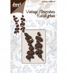Joy!Crafts mallen 6003/0093 Eucalyptus