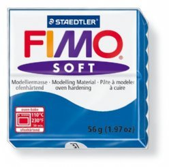 Fimo Soft 8020-37 pacificblauw