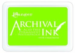 Ranger Archival Ink AIP52531 Chartreuse