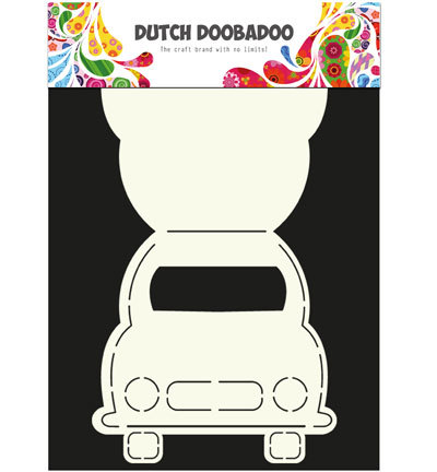 Dutch Doobadoo Card Art 3586 Auto