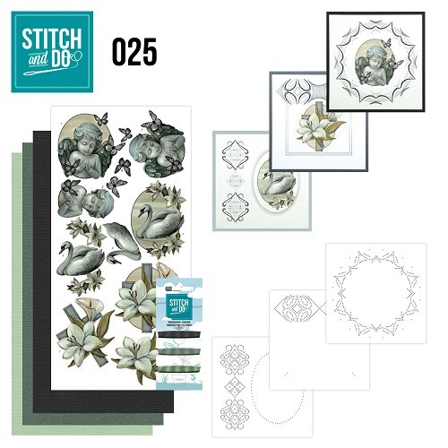 Stitch and Do set STDO025 Condoleance