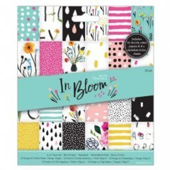 DoCrafts Paper Pad 160272 In Bloom