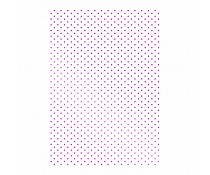 Hot Foil Press Stamp 725753 Swiss Dots Background