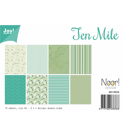 Joy!Crafts Papierset Design Ten Mille