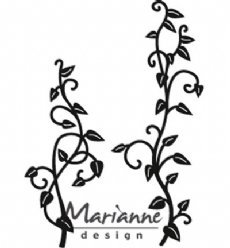 Marianne Design mallen CR1396 Vines