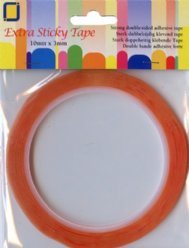 Extra Sticky dubbelzijdige Tape ES3183 3 mm