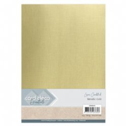 CardDeco paper CDEML002 Metallic Gold