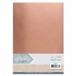CardDeco paper CDEML003 Metallic Copper