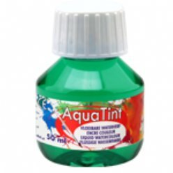 Collall Aquatint COLAQ05025 50 ml Pastelgroen