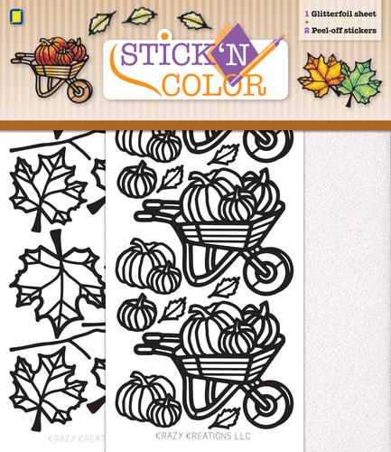 Stickn Color 39301 Autumn