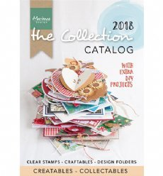 Marianne Design CAT2018 The Collection Magazine