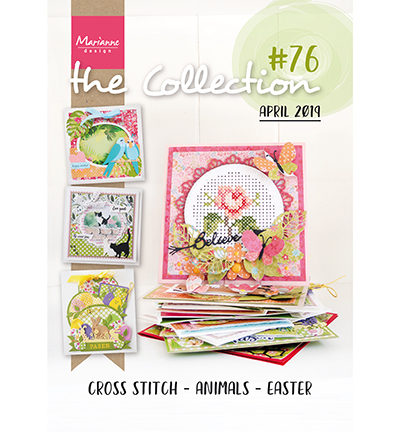Marianne Design #76 CAT1376 The Collection 76
