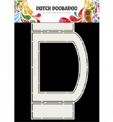 Dutch Doobadoo Card Art 3704 Fold Oval