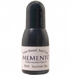 Memento Re-Inker 604 Summer Sky