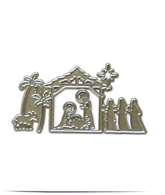 Hobby2Do mallen H2D1996 Nativity Group Small