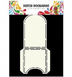 Dutch Doobadoo Box Art 3036 Theezakje