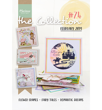 Marianne Design #74 CAT1374 The Collection 74