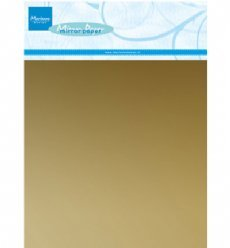 Marianne Design CA3134 Papers Mirror Gold