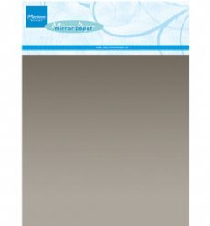Marianne Design CA3135 Papers Mirror Silver