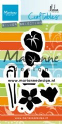 Marianne Design mallen CR1479 Cyclamen