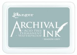 Ranger Archival Ink AIP52517 Shadow Grey