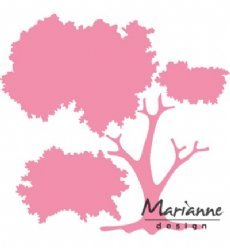 Marianne Design mallen COL1424 Build-a-Tree