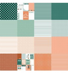 Joy!Crafts Scrapvellen Dots en Stripes