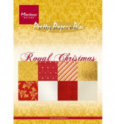 Pretty Papers Bloc PK9151 Royal Christmas
