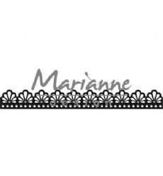 Marianne Design mallen CR1415 Twine Border