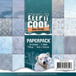 Amy Design KC ADPP10024 Paper Pack