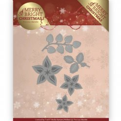 Marieke MB mallen PM10132 Christmas Floral