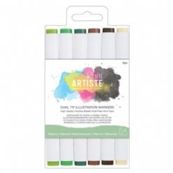 DoCrafts Markers 851404 Natural