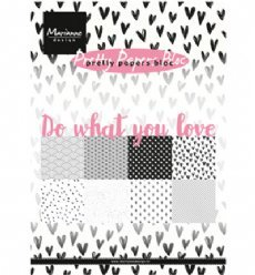 Pretty Papers Bloc PK9149 Do What You Love