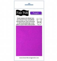 Fabulous Foil PRP90 Purple