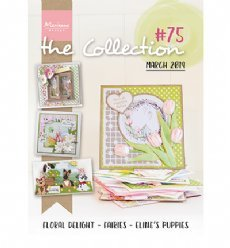 Marianne Design #75 CAT1375 The Collection 75