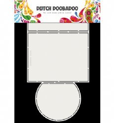 Dutch Doobadoo Card Art 3702 Circle