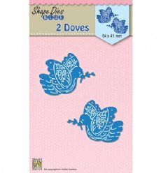 Nellies Choice mallen SDB057 Doves