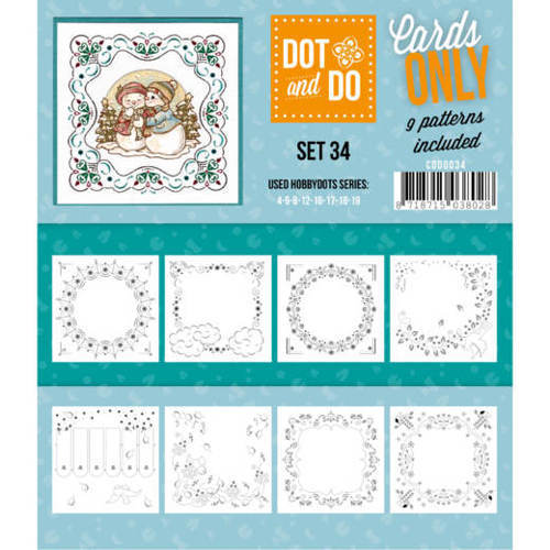 DOT and DO Cards CODO034 Cards Only